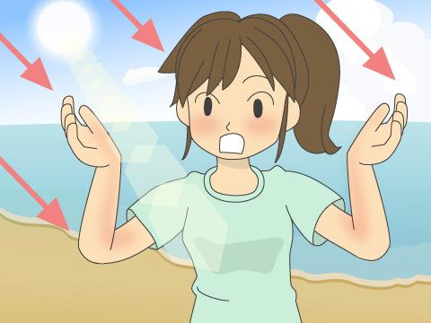 海水浴に出かけるときの注意点