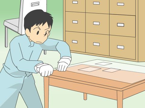 家具の組み立てサービス