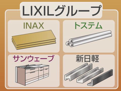 株式会社LIXILグループとは