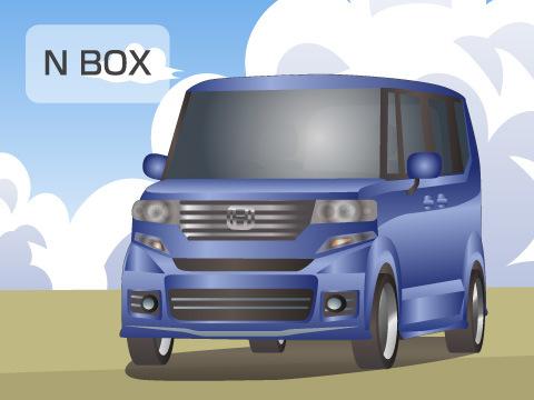 ホンダ・N BOX