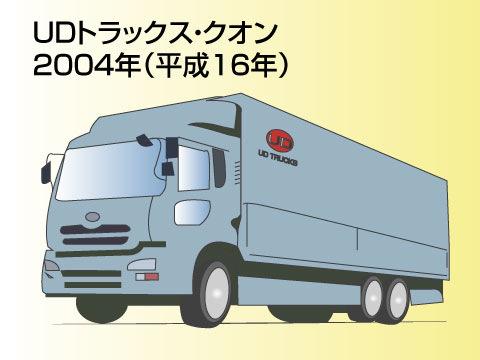 UDトラックス・クオン