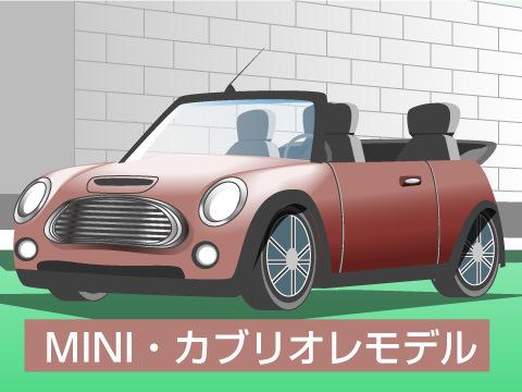 MINIの代表的な車種