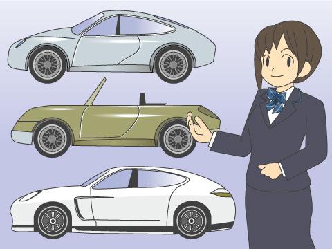 ポルシェの代表的な車種