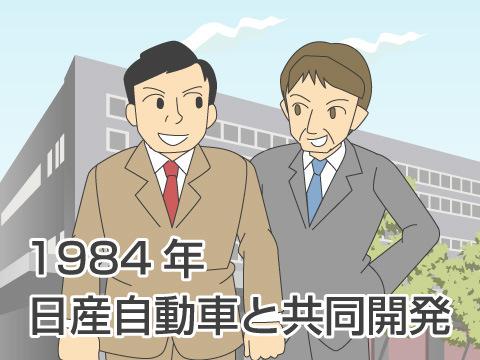 アルファ ロメオ社と関係性の深い日本の自動車メーカー