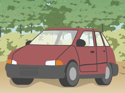 フィアットの代表的な車種