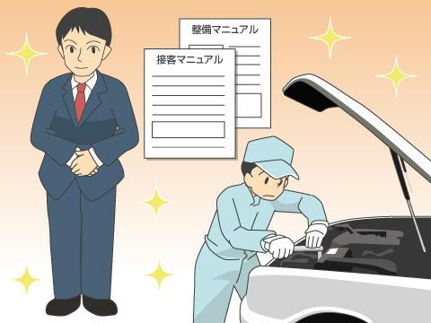 新車ディーラーで自動車を購入するメリット
