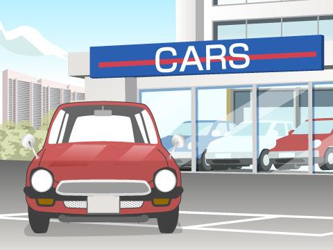 代表的な中古車買取店