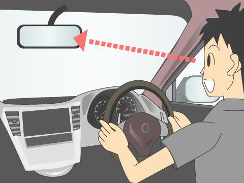 中古車を購入する際に注意したいミラーのポイント