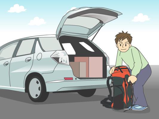 自動車におけるカーゴスペースの役割