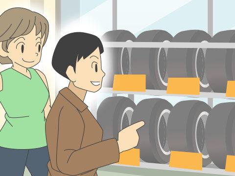 各メーカーの低燃費タイヤ