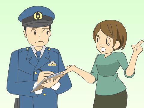 盗難被害が急増中
