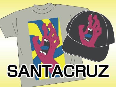 スケート界の重鎮ブランド「SANTACRUZ(サンタクルズ)」