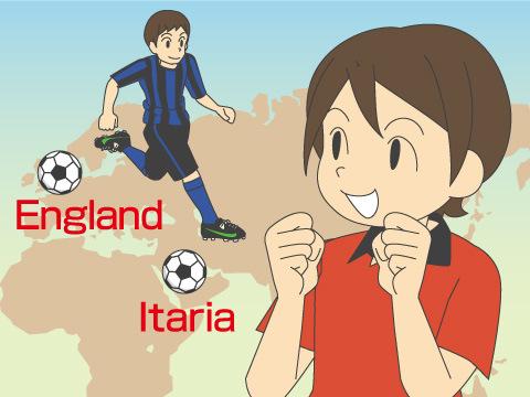欧州リーグへの日本人選手の移籍