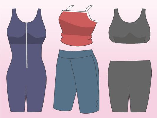 水着の分類