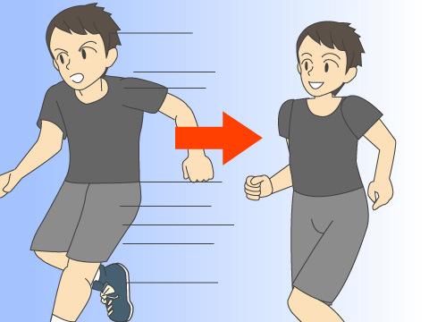 スピードアップに効果的なトレーニング法