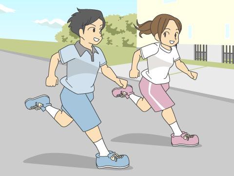 ジョギングとは