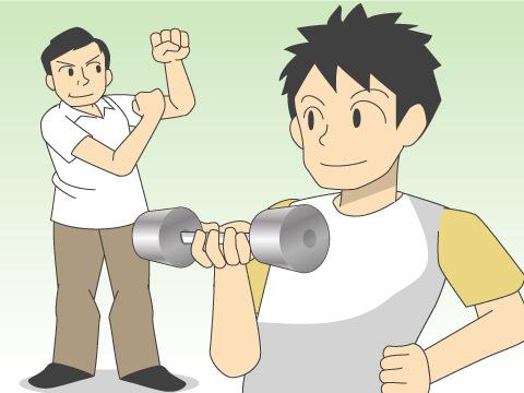 ウエイトトレーニングの基礎知識
