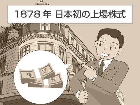 東京証券取引所の歴史