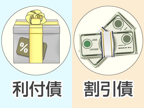 利付債と割引債