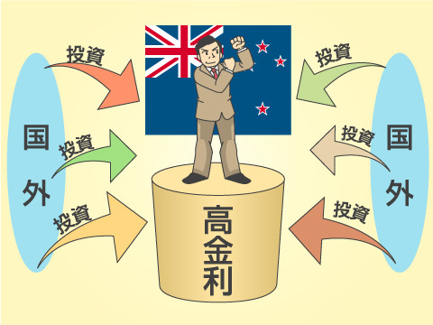 NZドルの特徴