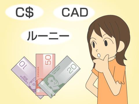 カナダドルの概要