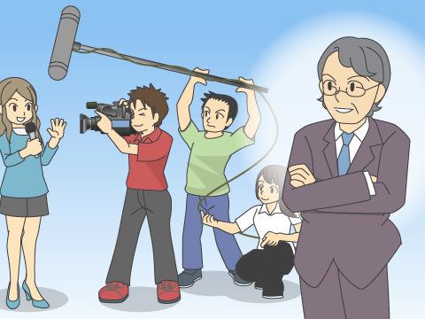 テレビ局と番組制作会社の関係