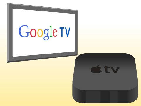 スマートテレビへの布石を打ったAppleとGoogle