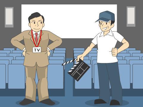 なぜ映画なのにテレビ局が深く介入しているの?