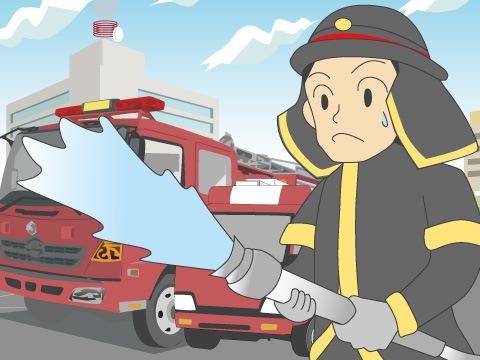 頻繁に発生した江戸の火事