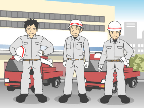 隊員の安全確保も消防の使命