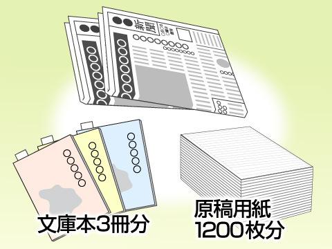 新聞一紙の情報量を想像すると