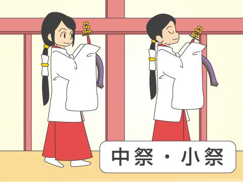 中祭・小祭