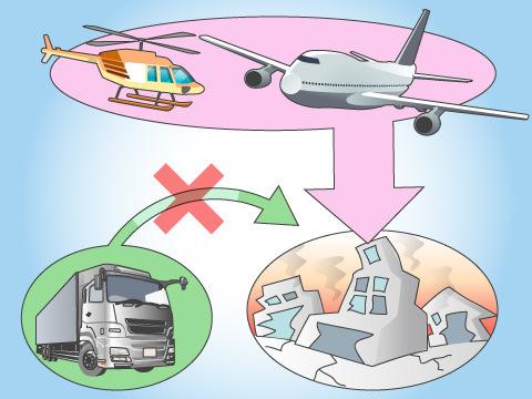 災害時における空港の役割