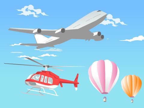 航空機・飛行機の定義とは
