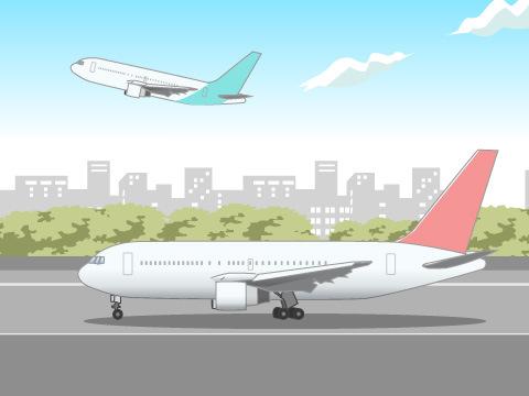 ユキサキナビ】空港・飛行場のしくみ「誘導路の役割」