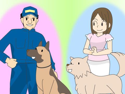 警察犬の種類