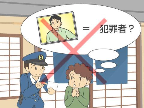 パブリネット】警察官の裏付け捜査と聞き込み