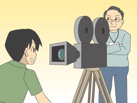 手持ちカメラの達人と日本の名カメラマン