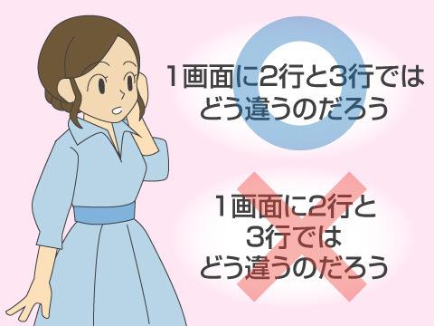 細やかなルールに従って行なわれる翻訳