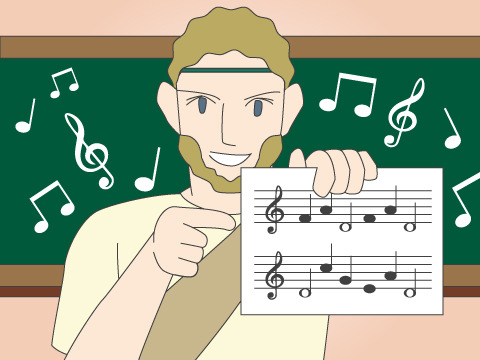 音楽を楽しむために古代ギリシャで誕生
