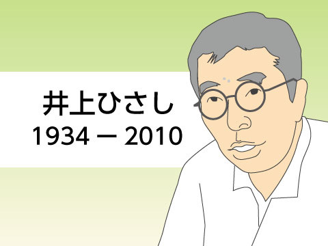井上ひさし(1934~2010)