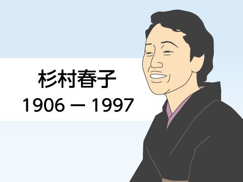 杉村春子(1906~1997)