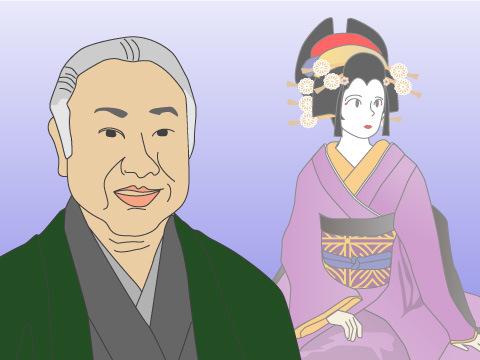 四代目坂田藤十郎(さかたとうじゅうろう)
