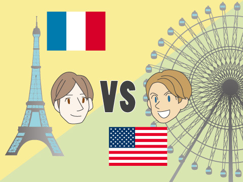 アメリカとフランスの技術力対決の末に誕生した観覧車