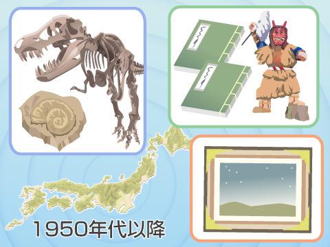 日本の博物館の発展