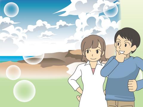 ある調査で、日本の世界遺産に行った人の9割が「満足」