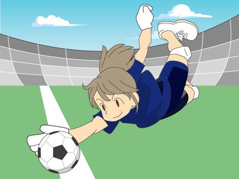 育成年代の女子サッカー