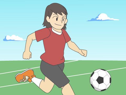 サッカー教室に参加してみよう!
