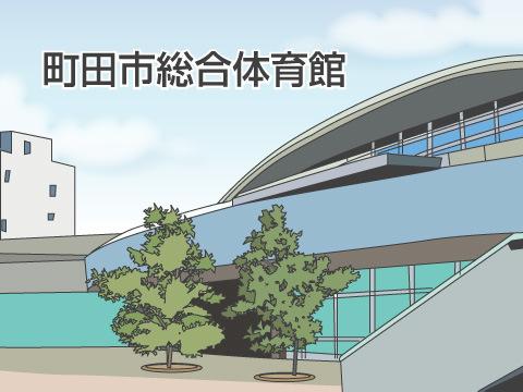 町田市総合体育館