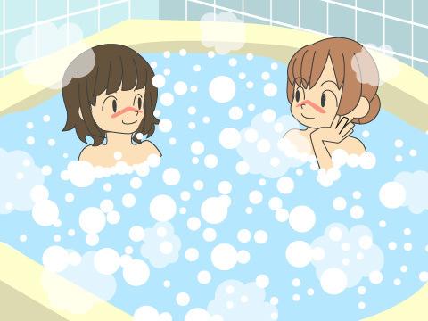 気泡浴(ジャグジー)